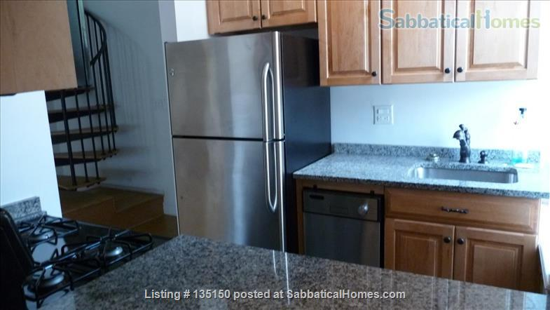 Beautiful  Sunny 2 Bedroom Duplex with 11 Windows and Washer/Dryer Home Rental in New York, New York, United States 2