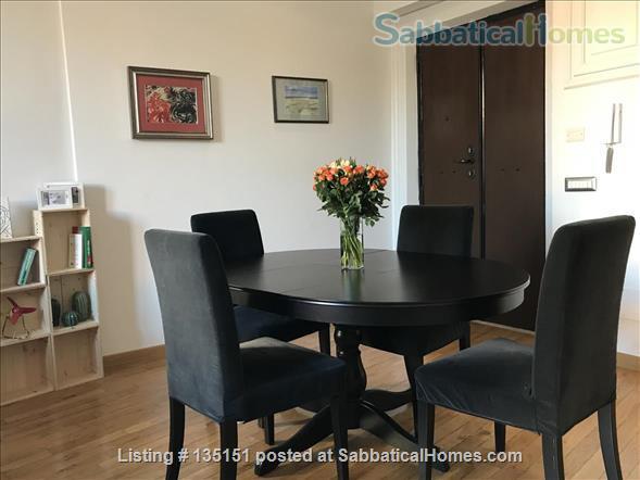 MONTI FAMILY FURNISHED SABBATICAL HOME NEXT TO COLOSSEO Via Madonna dei Monti. Home Rental in Roma, Lazio, Italy 4