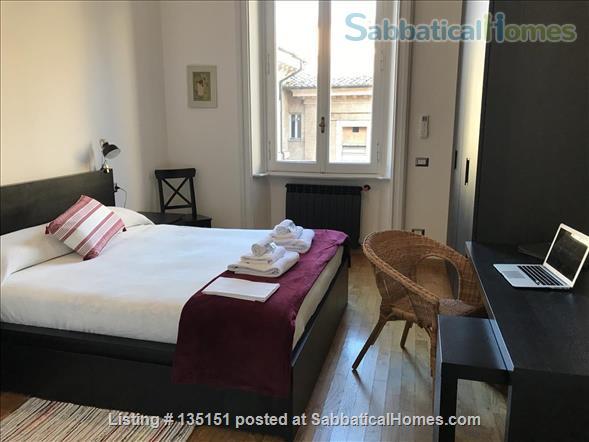 MONTI FAMILY FURNISHED SABBATICAL HOME NEXT TO COLOSSEO Via Madonna dei Monti. Home Rental in Roma, Lazio, Italy 5