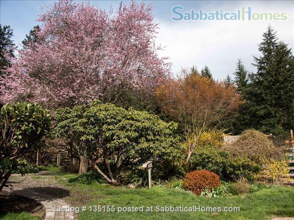 Goldeneye Farm Home Rental in Olga, Washington, United States 1