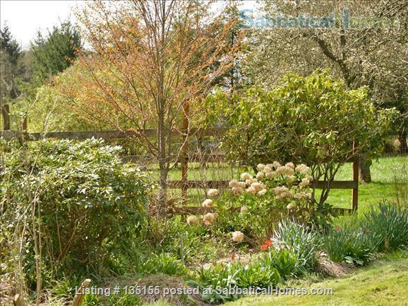 Goldeneye Farm Home Rental in Olga, Washington, United States 4