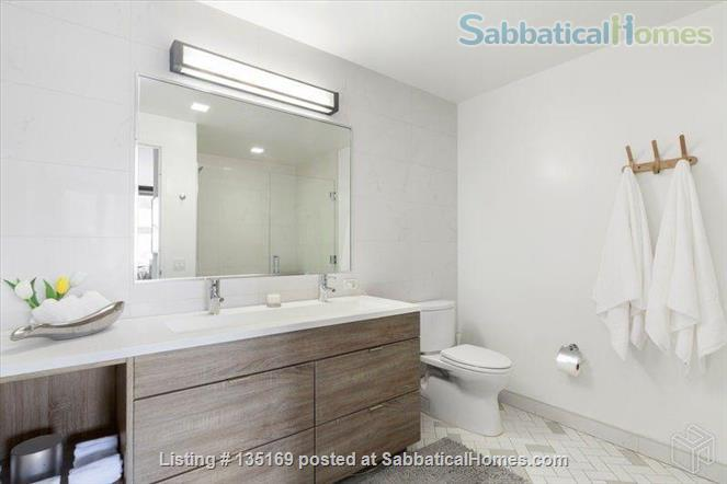Beautiful room in luxury apartment walking distance to Columbia University Home Rental in New York, New York, United States 1