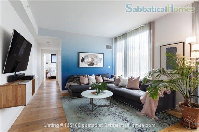 Beautiful room in luxury apartment walking distance to Columbia University Home Rental in New York, New York, United States 6