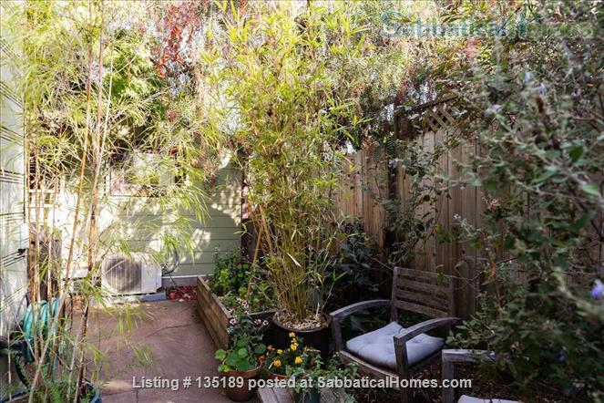 Newly Remodeled Garden Cottage with Parking Home Rental in Berkeley, California, United States 9