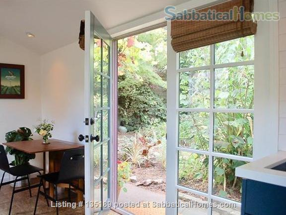 Newly Remodeled Garden Cottage with Parking Home Rental in Berkeley, California, United States 1