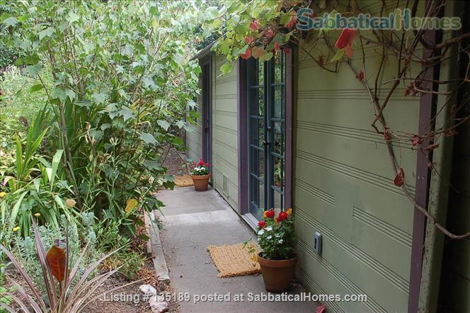 Newly Remodeled Garden Cottage with Parking Home Rental in Berkeley, California, United States 0