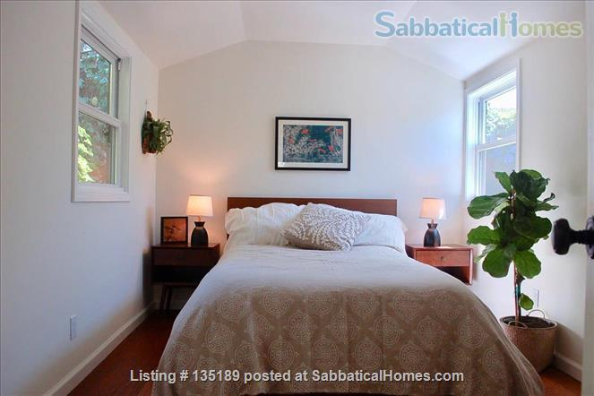 Newly Remodeled Garden Cottage with Parking Home Rental in Berkeley, California, United States 5