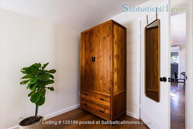 Newly Remodeled Garden Cottage with Parking Home Rental in Berkeley, California, United States 6