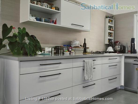 Beautiful 3-bedroom apartment in central Tel-Aviv Home Rental in Tel Aviv-Yafo, Tel Aviv District, Israel 3