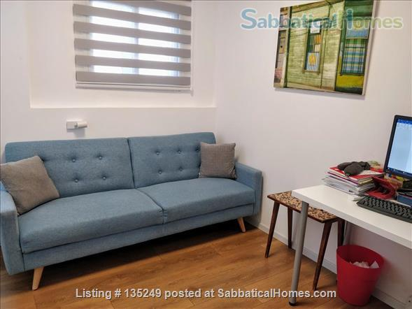 Beautiful 3-bedroom apartment in central Tel-Aviv Home Rental in Tel Aviv-Yafo 6 - thumbnail