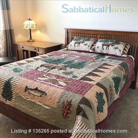 Furnished Wellman Creek townhome by UC Research Park, close to NIST, NCAR Home Rental in Boulder, Colorado, United States 8