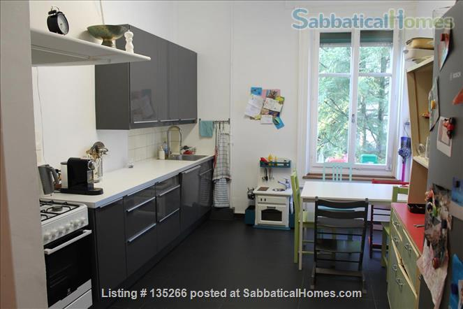 Big, beautiful and central 4.5 room apartement in Bern, Switzerland Home Exchange in Bern, BE, Switzerland 9