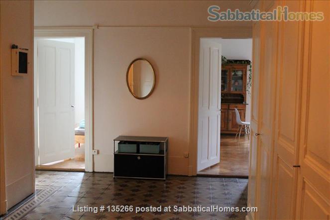 Big, beautiful and central 4.5 room apartement in Bern, Switzerland Home Exchange in Bern, BE, Switzerland 0
