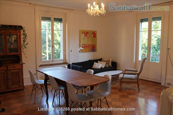 Big, beautiful and central 4.5 room apartement in Bern, Switzerland Home Exchange in Bern, BE, Switzerland 3