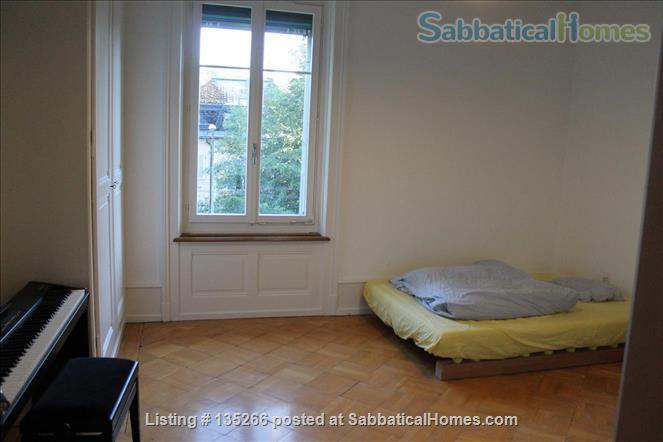 Big, beautiful and central 4.5 room apartement in Bern, Switzerland Home Exchange in Bern, BE, Switzerland 4
