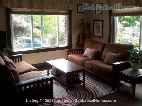 Remodeled bungalow in perfect Central District location Home Rental in Seattle, Washington, United States 1