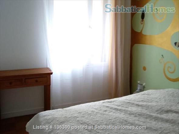One bedroom recently renovated flat near Parc des Buttes-Chaumont Home Rental in Paris, Île-de-France, France 2
