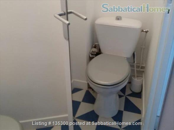 One bedroom recently renovated flat near Parc des Buttes-Chaumont Home Rental in Paris, Île-de-France, France 5