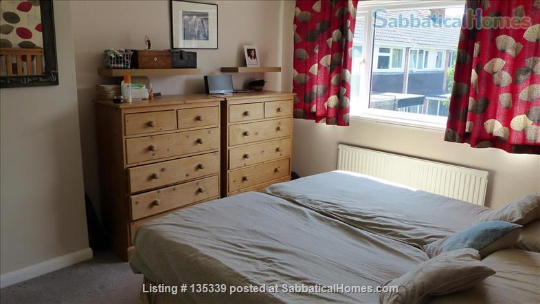 Three Bed House in Cambridge Home Rental in Cambridge, England, United Kingdom 5