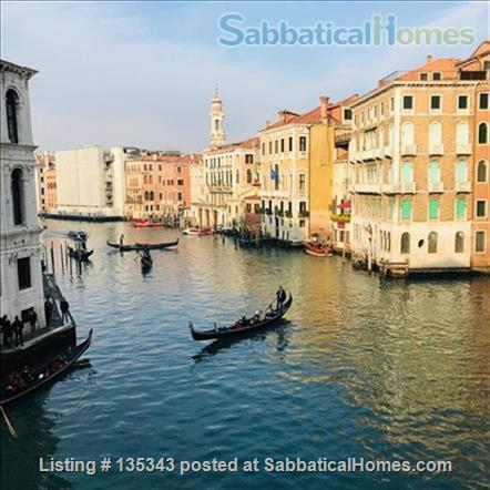 A lovely home for 4-6 persons near Ca d'Oro (Cannaregio) with large terrace, elevator, beamer and other amenities Home Rental in Venice, Veneto, Italy 9