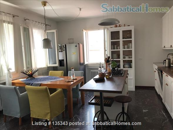 A lovely home for 4-6 persons near Ca d'Oro (Cannaregio) with large terrace, elevator, beamer and other amenities Home Rental in Venice, Veneto, Italy 0