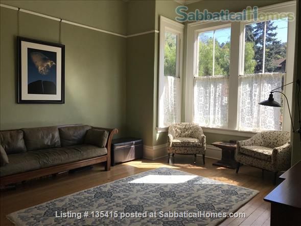 Historic Family Home just blocks to UC Berkeley Home Rental in Berkeley, California, United States 0