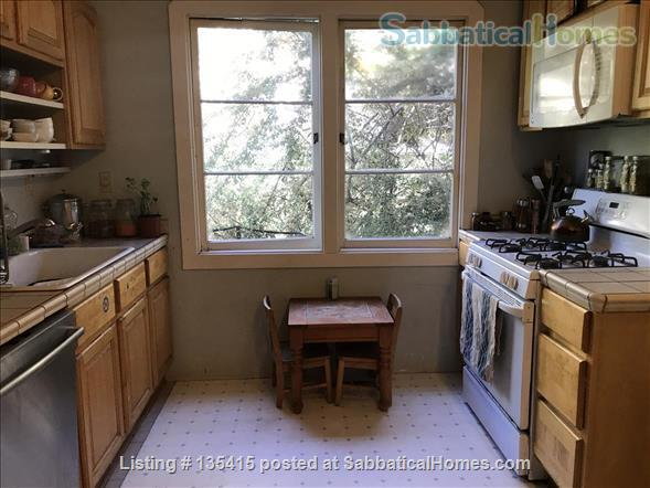 Historic Family Home just blocks to UC Berkeley Home Rental in Berkeley, California, United States 3