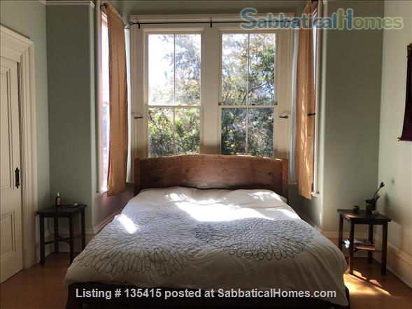 Historic Family Home just blocks to UC Berkeley Home Rental in Berkeley, California, United States 4