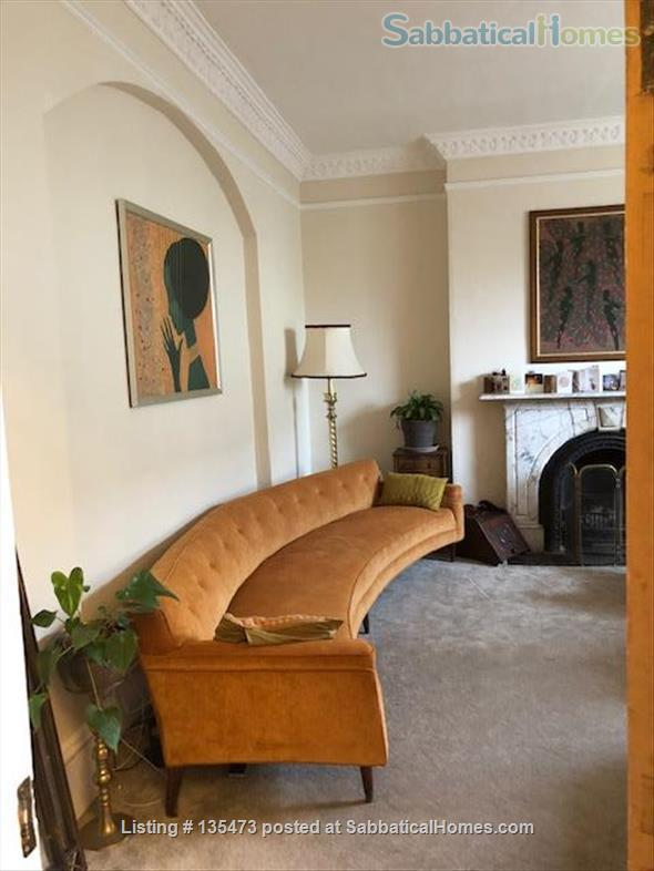 Victorian Home - every amenity within walking distance  in Dublin. Home Rental in Dublin, County Dublin, Ireland 1