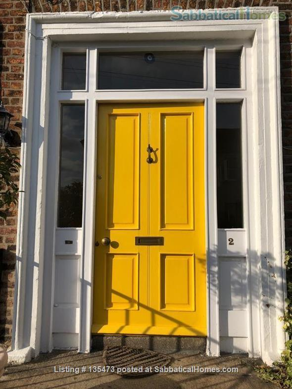 Victorian Home - every amenity within walking distance  in Dublin. Home Rental in Dublin, County Dublin, Ireland 0