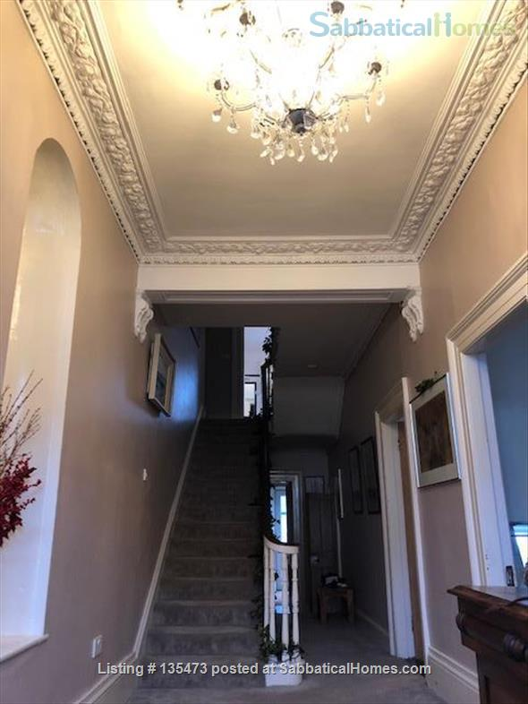 Victorian Home - every amenity within walking distance  in Dublin. Home Rental in Dublin, County Dublin, Ireland 2