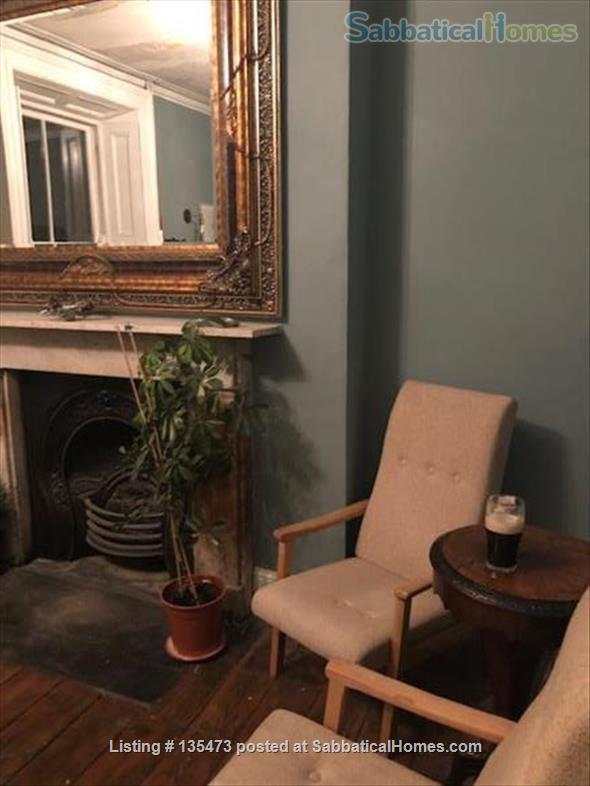 Victorian Home - every amenity within walking distance  in Dublin. Home Rental in Dublin, County Dublin, Ireland 4