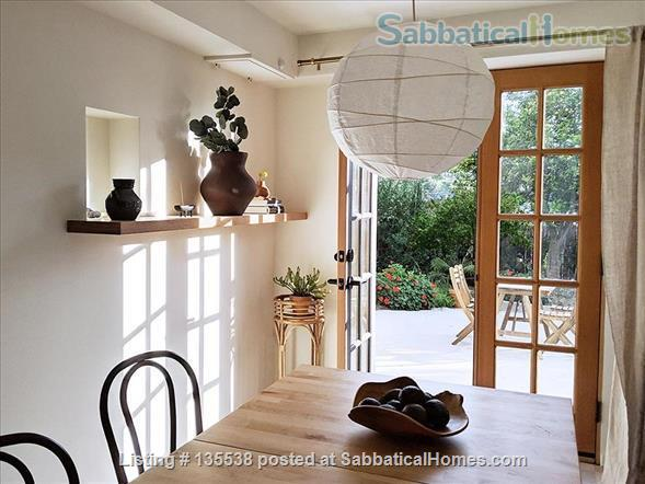 Short Term Rent - Private Garden Bungalow in Glassell Park (Occidental, Art Center, JPL, USC) Home Rental in Los Angeles, California, United States 2