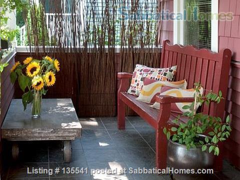 Luxury Kitsilano 2 Bedroom + Den 3 Bathroom Townhouse near beach Home Rental in Vancouver, British Columbia, Canada 0