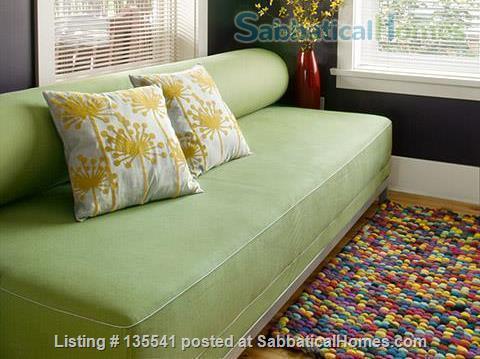 Luxury Kitsilano 2 Bedroom + Den 3 Bathroom Townhouse near beach Home Rental in Vancouver, British Columbia, Canada 2