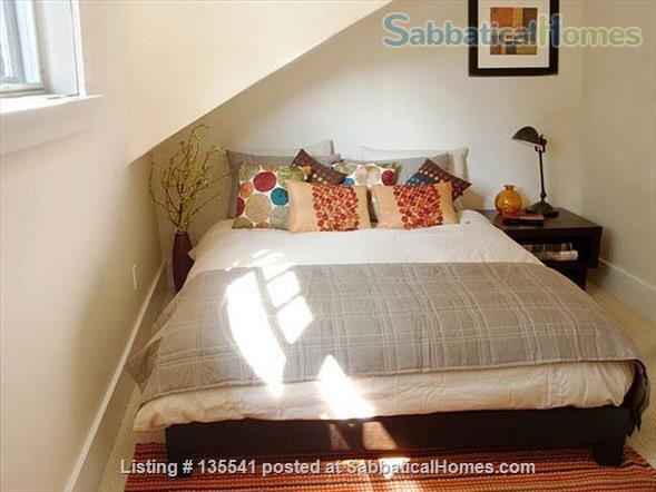 Luxury Kitsilano 2 Bedroom + Den 3 Bathroom Townhouse near beach Home Rental in Vancouver, British Columbia, Canada 8