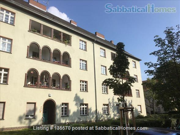 Light and airy loft apartment with a stunning balcony Home Rental in Berlin, Berlin, Germany 9