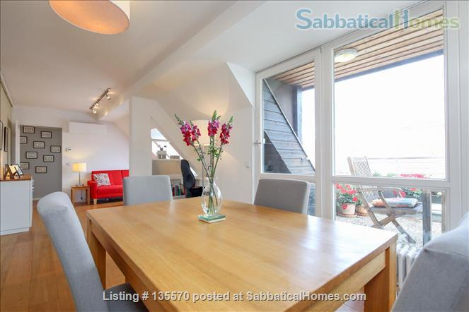 Light and airy loft apartment with a stunning balcony Home Rental in Berlin, Berlin, Germany 2
