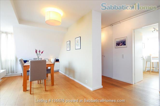 Light and airy loft apartment with a stunning balcony Home Rental in Berlin, Berlin, Germany 3