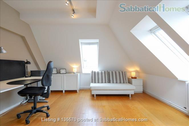 Light and airy loft apartment with a stunning balcony Home Rental in Berlin, Berlin, Germany 5