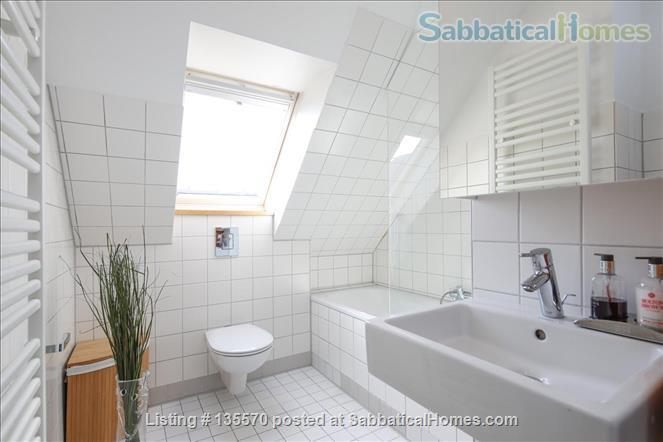 Light and airy loft apartment with a stunning balcony Home Rental in Berlin, Berlin, Germany 7