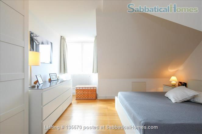 Light and airy loft apartment with a stunning balcony Home Rental in Berlin, Berlin, Germany 8
