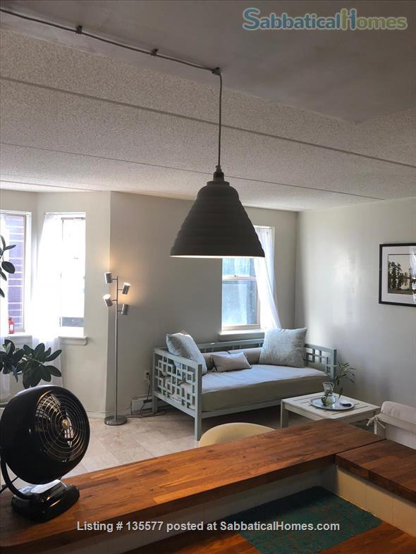 Manhattan-NYC Clean Sunny 2 bedroom Apt w/ Parking Space $2400 mo Home Rental in New York, New York, United States 0
