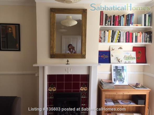 Victorian Mid Terraced House (with Garden) in Oxford Home Rental in Oxfordshire, England, United Kingdom 0
