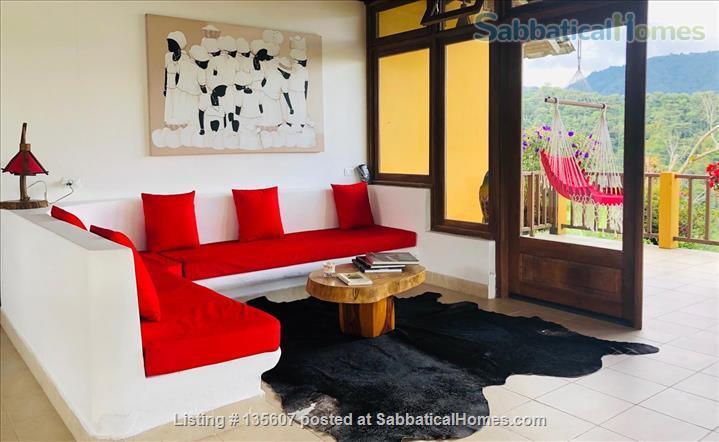 Elegant Home in Private Ecological Property Home Rental in Nanegalito, Pichincha, Ecuador 2