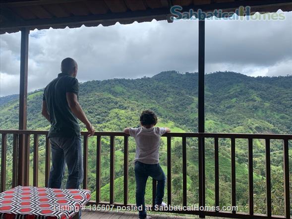 Elegant Home in Private Ecological Property Home Rental in Nanegalito, Pichincha, Ecuador 3