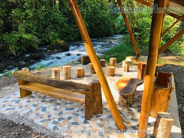 Elegant Home in Private Ecological Property Home Rental in Nanegalito, Pichincha, Ecuador 6