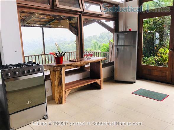 Elegant Home in Private Ecological Property Home Rental in Nanegalito, Pichincha, Ecuador 7