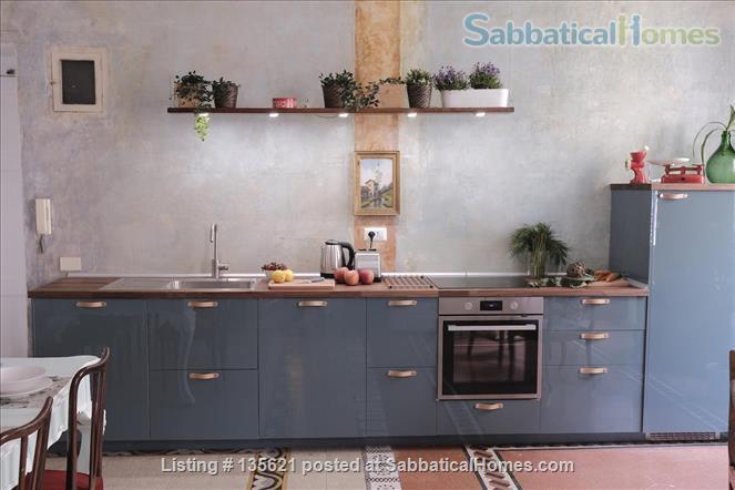 DELABRE' FURNISHED SABBATICAL HOME  next to PIAZZA VITTORIO METRO Home Rental in Roma, Lazio, Italy 0