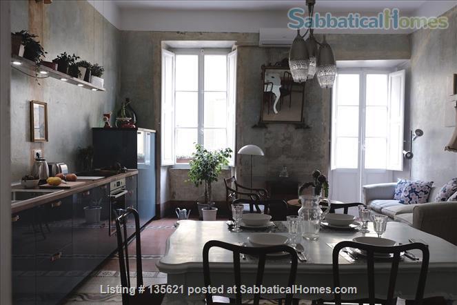 DELABRE' FURNISHED SABBATICAL HOME  next to PIAZZA VITTORIO METRO Home Rental in Roma, Lazio, Italy 2